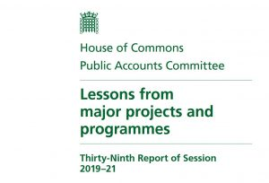 PACAC Lessons from Major Projects and Programmes