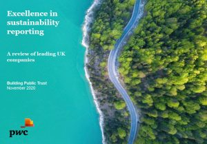 Excellence in Sustainability Reporting PwC