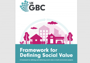 UKGBC Framework for Defining Social Value