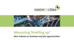 Centre for Cities Report