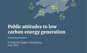 Public Attitudes to Low Carbon Energy Generation
